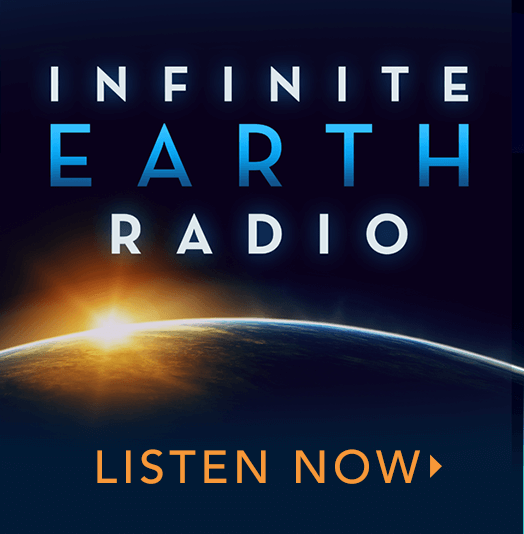 Infinite Earth Radio: LISTEN NOW!