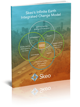 Skeos' Infinite Earth Integrated Change Model